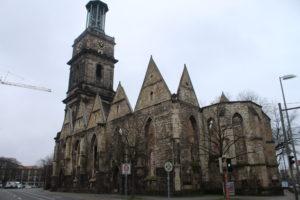 Aegidienkirche - visione d'insieme