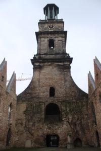 Aegidienkirche - l'interno a cielo aperto