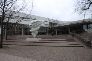 Ingresso dello Sprengel Museum