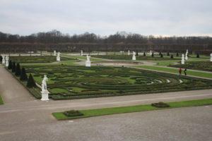 Giardini Reali di Herrenhausen - scorcio