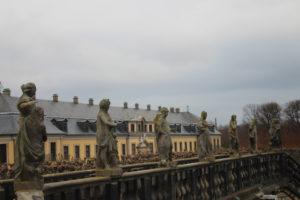 Giardini Reali di Herrenhausen - statue