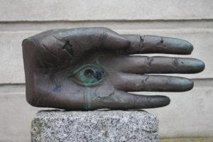 L'occhio nella Mano