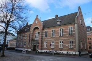 Edificio che ospita il Museo delle Donne