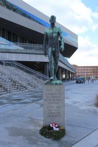 Monumento ai caduti della seconda guerra mondiale