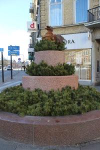 Bizzarra fontana
