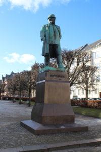 Statua di Hans Broges