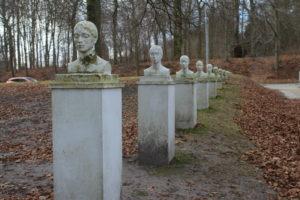 Uno scorcio dello Skulpturparken