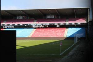 L'interno della Nordjyske Arena