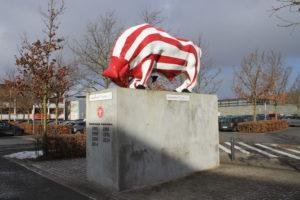 Il simbolo della squadra dell'Aalborg