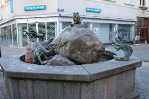 La statua di Aalborg...mah...!