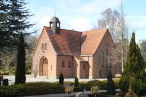 "Cappella del Cimitero ""Nordre Kirkegard"""