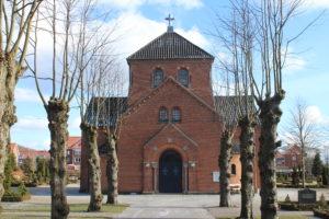 Chiesetta in Ostre Kirkegard
