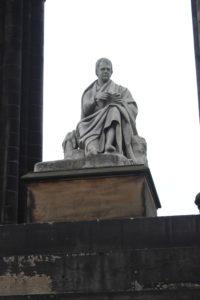 Scott's Monument - interno