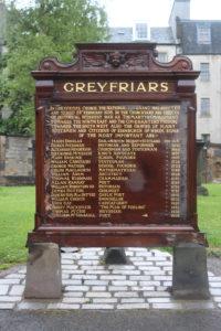 Greyfriars Kirkyard - 3