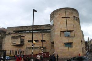 Museo Nazionale di Scozia: ala destra