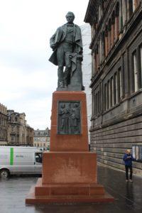 Statua di William Henry Playfair