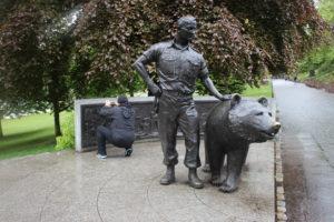 Wojtek - Memoriale all'orso soldato