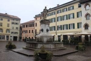 "Fontana in Piazza ""Paolo Diacono"""