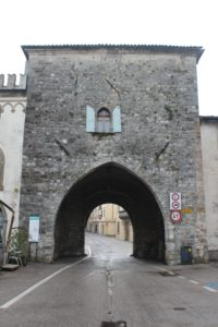 Porta dell'Arsenale Veneto