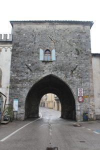 Porta dell'Arsenale Veneto