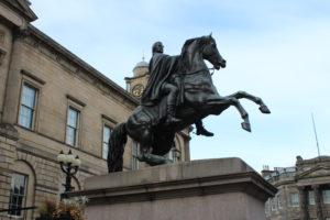 ad Arthur Wellesley, il Duca di Ferro