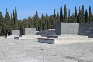 Tre delle Tombe dei Generali