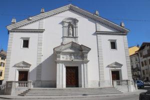 Cattedrale dei Santi Ilario e Tiziano - facciata