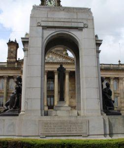 Ai caduti della prima guerra mondiale