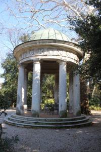 Gazebo nel Parco del Municipio