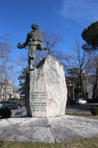 Al Bersagliere Enrico Toti