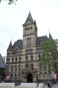 Municipio di Manchester - retro