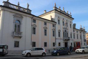 Veduta di Palazzo Attems