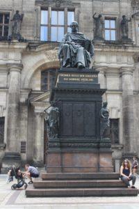 "Friedrich August I° ""il giusto"""