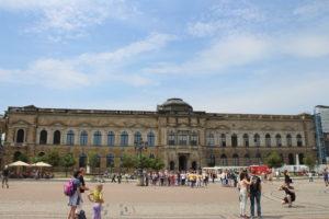 """Il palazzo dello """"Zwinger"""""""