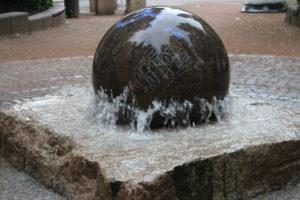 Kugelnbrunnen