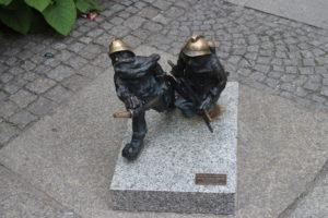 Gnomi di Wroclaw - 1