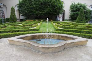 Giardino Barocco dell'Ossolineum - 1