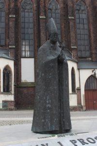 Dedicato al Cardinale Wyszynski
