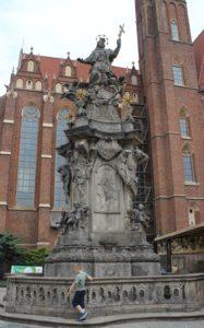 Monumento a San Giovanni Napomuceno