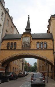 Arco in Swietego Jozefa