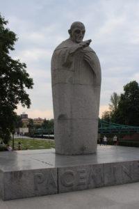 Dedicato a Giovanni XXIII°