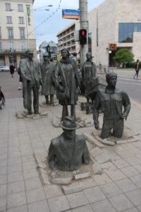 Pomnik Anonimowego Przechodnia - 1