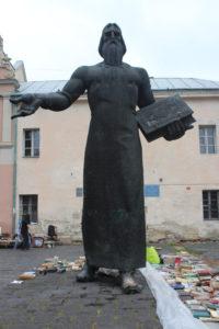 Monumento a Ivan Fedorov
