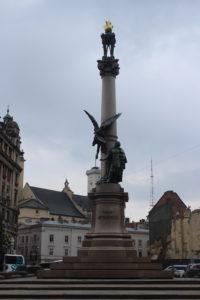 Monumento ad Adam Mickiewicz