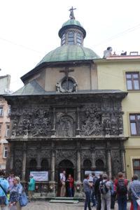 Cappella della Famiglia Boim