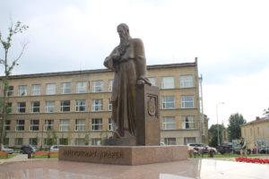 Dedicato ad Andrey Sheptytsky