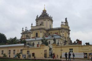 Il complesso della Cattedrale di St. George