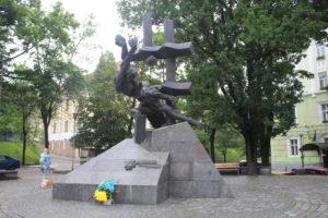 Monumento per le vittime dei crimini del comunismo