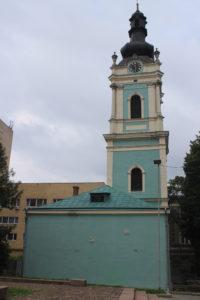 Cappella dell Spirito Santo - vista laterale