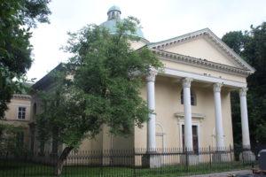 Chiesa-Convento di St. Ahnezhky